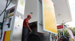 FORTALEZA, CE, BRASIL, 02-02-2015: Preço dos combustiveis nos postos. NA FOTO- Posto SHELL na Av. Rogaciano Leite. (Foto: Evilázio Bezerra/O POVO)